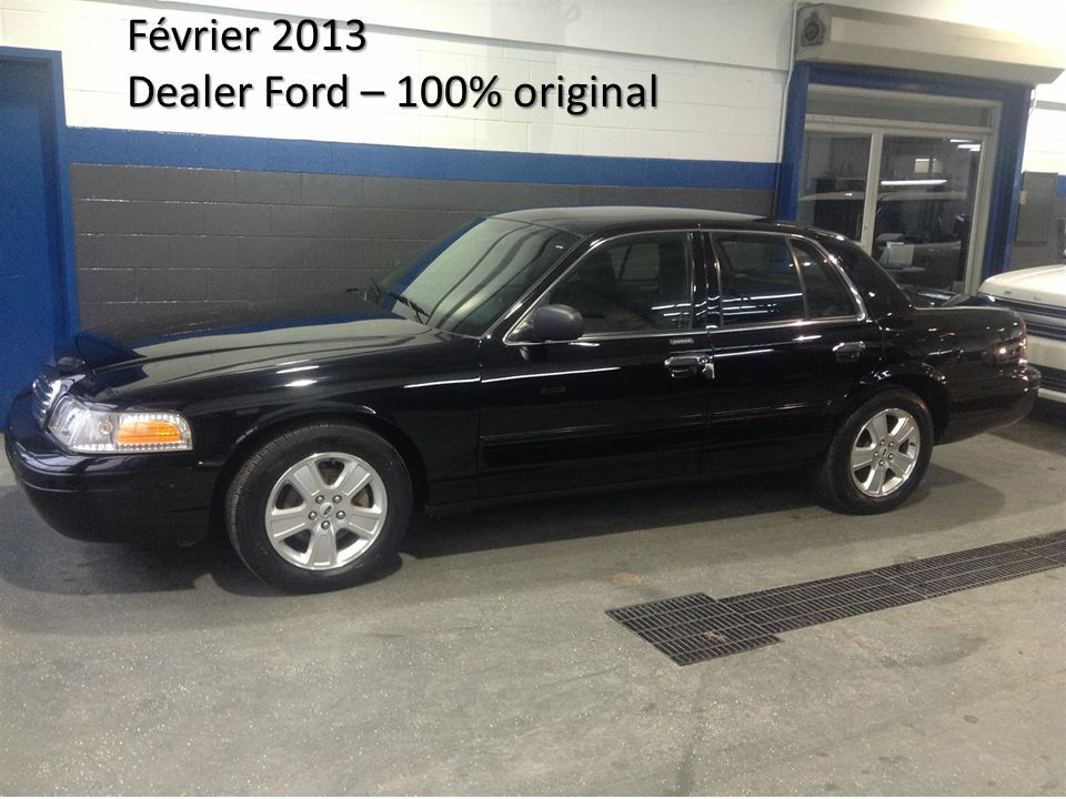 Février 2013 Dealer Ford – 100% original