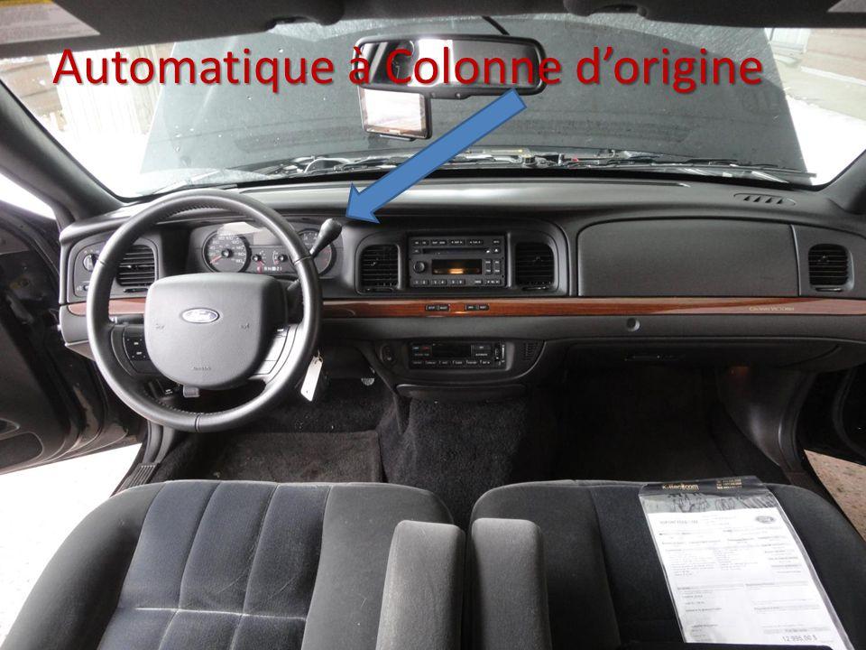 Automatique à Colonne dorigine