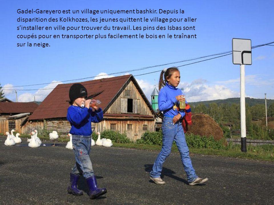 Gadel-Gareyero est un village uniquement bashkir.