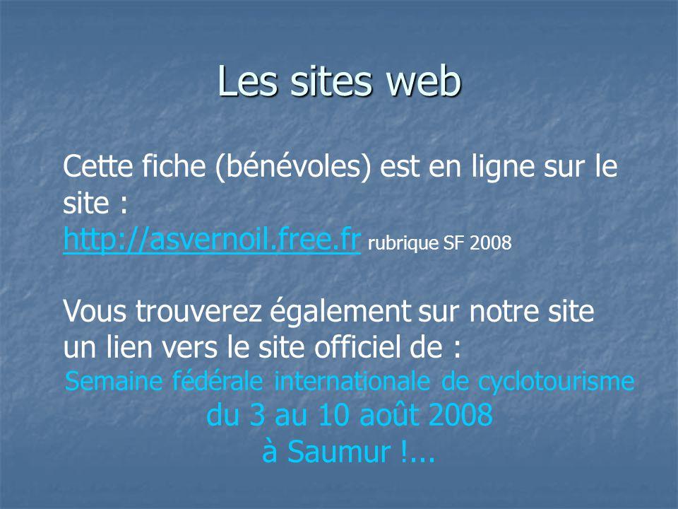 Les sites web Bénévoles Je, soussigné(e)…………………………, né(e) le ………….