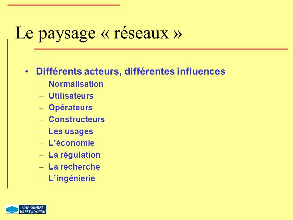 Réseaux: La synthèse 1ère partie: Le monde Internet Eric Horlait Eric.Horlait@lip6.fr http://www.lip6.fr/rp/~eh