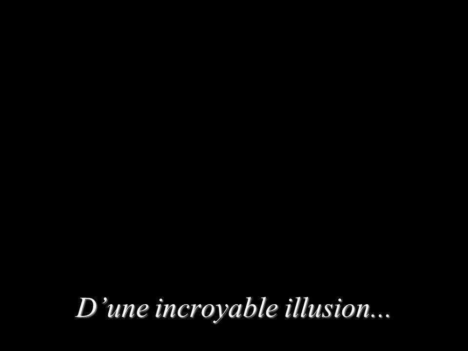 Dune incroyable illusion...