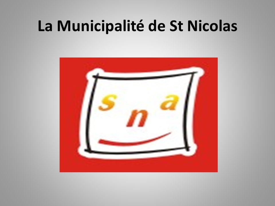 La Municipalité de St Nicolas