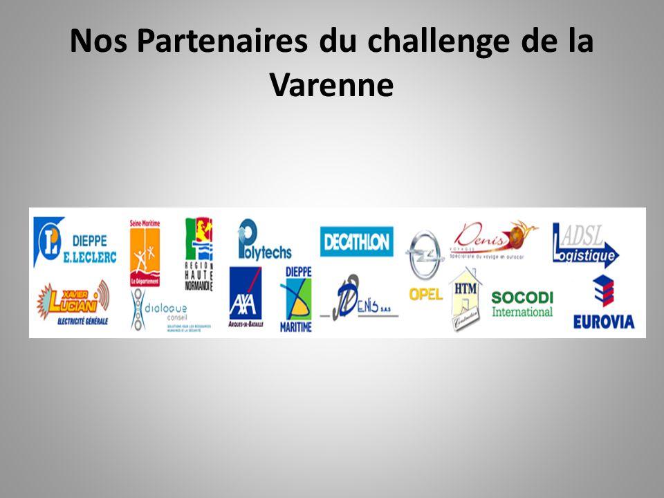 Nos Partenaires du challenge de la Varenne