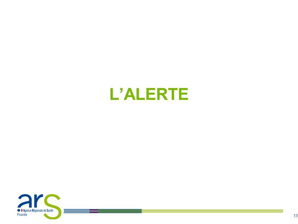 13 LALERTE