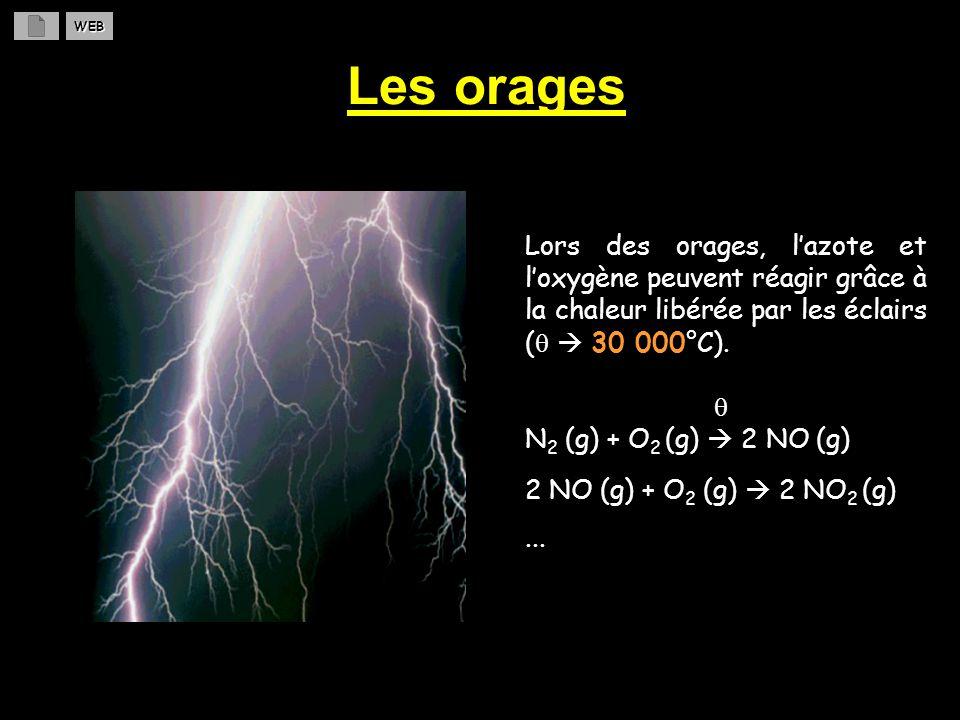 CONVENTIONS DES SCHEMAS Transformation du N organique en N minéral Transformation du N minéral en N organique Transformation du N organique Transformation du N minéral Substance Evénement ou Transformation Transformation bactérienne Lie n