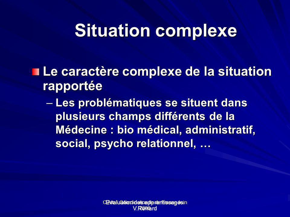C Attali Coordination Ile de France Juin 2006 Evaluation des apprentissages.