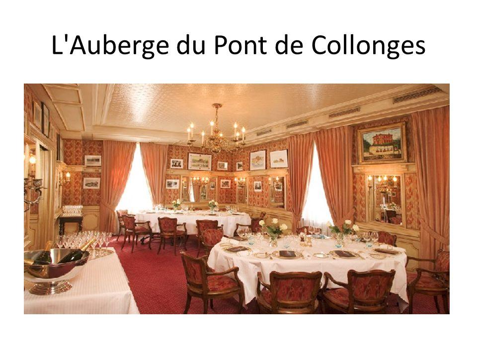 L Auberge du Pont de Collonges