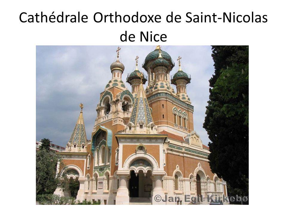 Cathédrale Orthodoxe de Saint-Nicolas de Nice