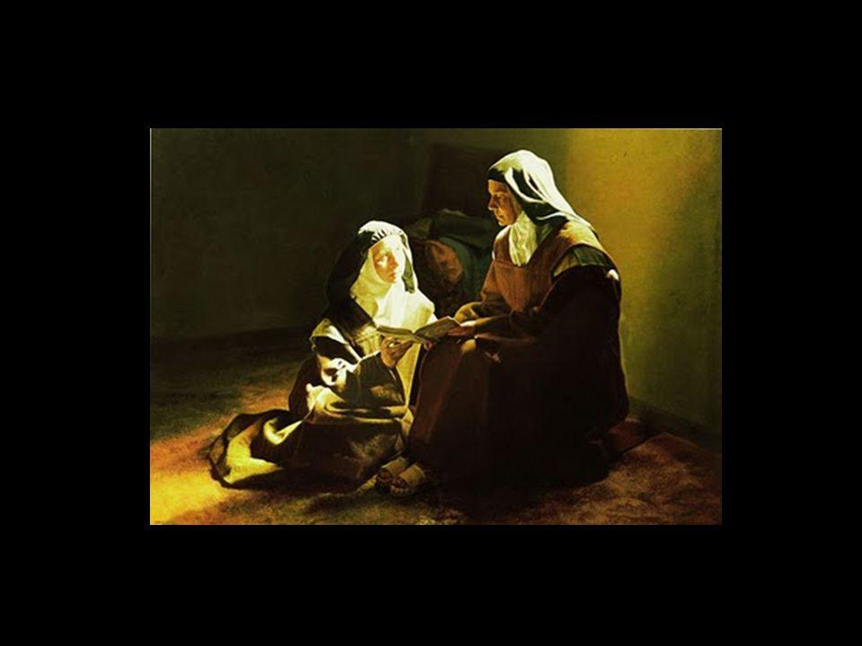 Sa vie au couvent linspire au début...
