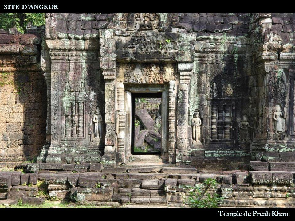 SITE DANGKOR Temple de Preah Khan