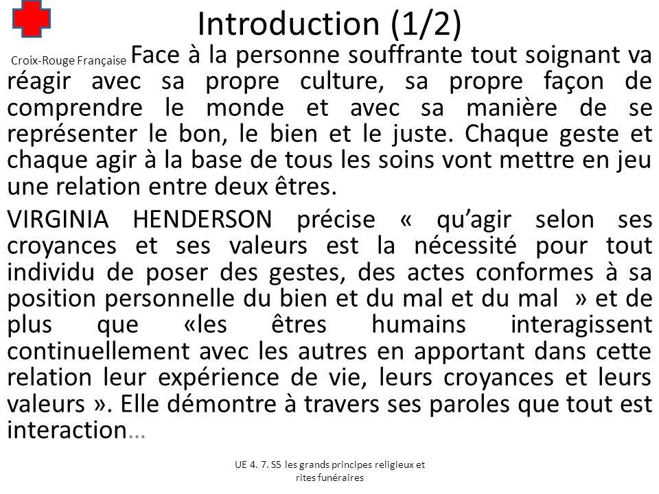 Introduction (2/2) Lon sait que toute maladie entraîne une réorganisation des liens entre lindividu, son entourage et la société.