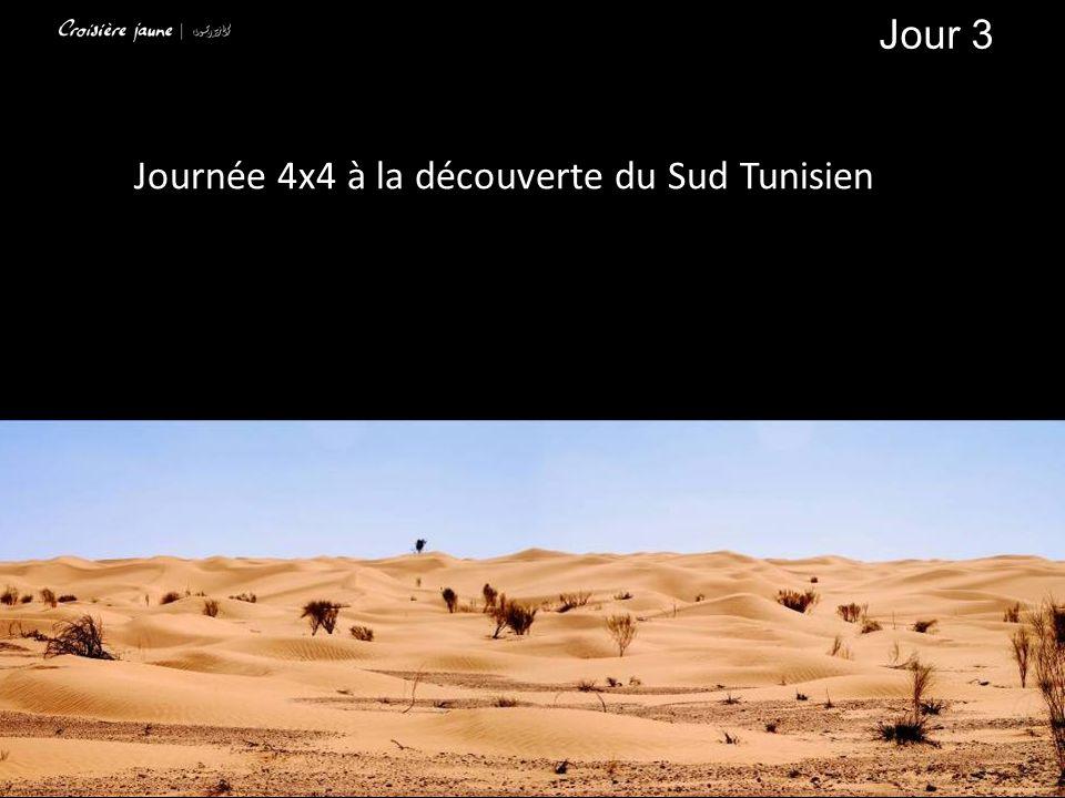 Journée 4x4 à la découverte du Sud Tunisien Jour 3