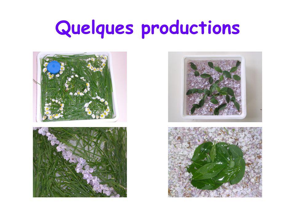 Bois, feuilles et fleurs! Un aperçu de création, étape par étape.