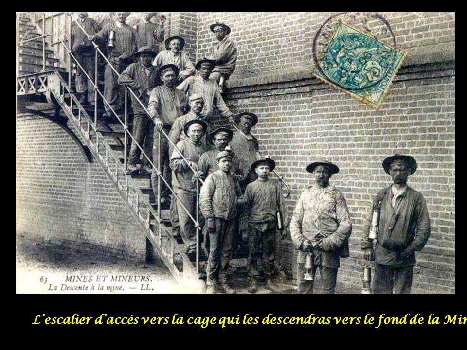 2 La Fosse N°6 de Fouquières-lez-Lens vers 1900
