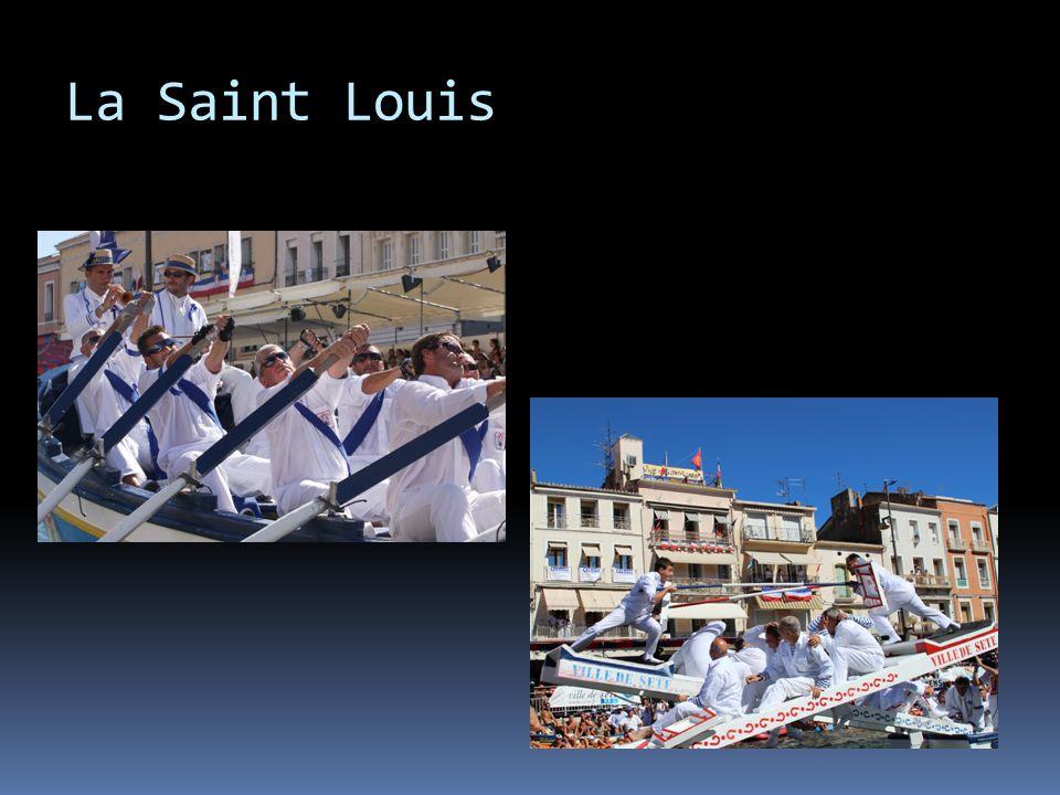 La Saint Louis