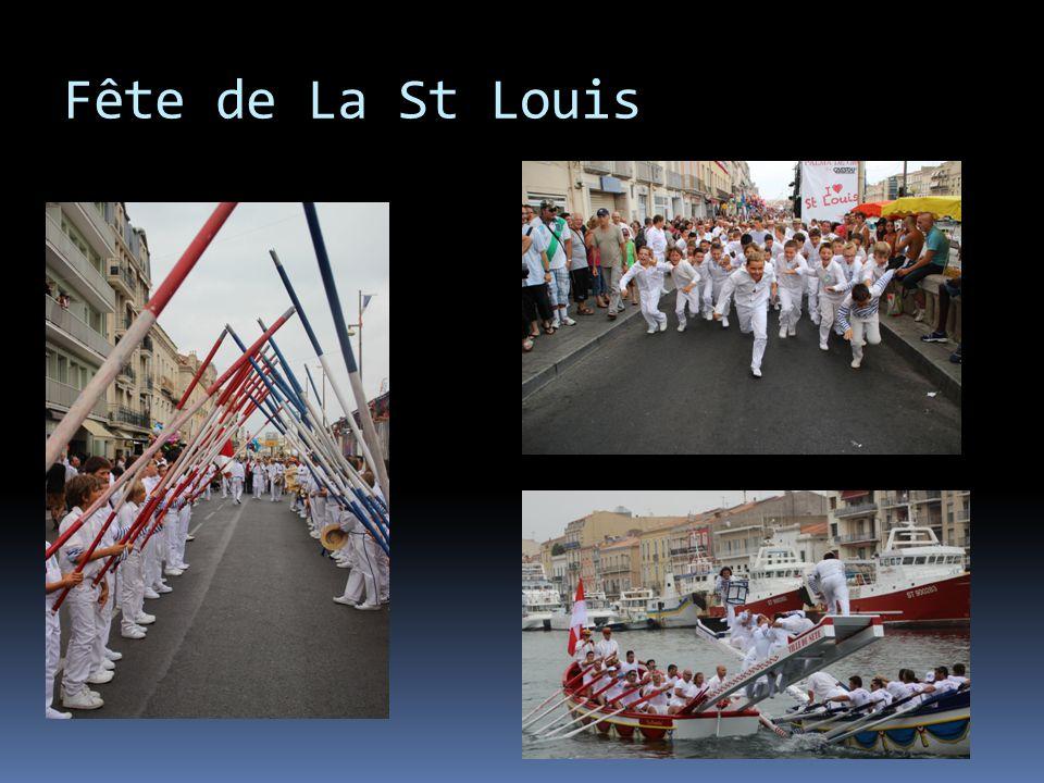 Fête de La St Louis