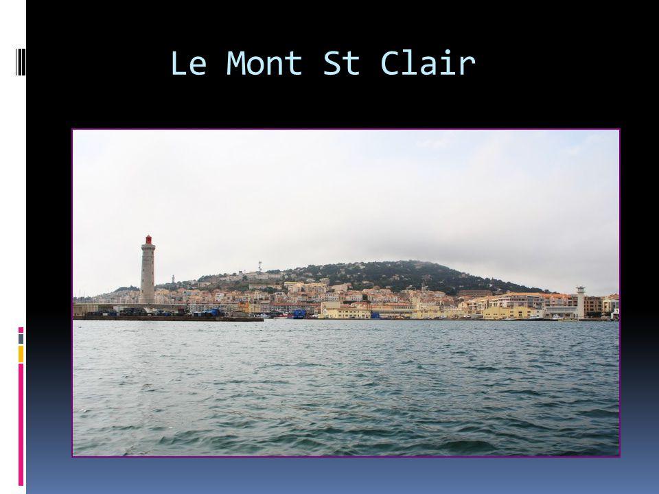 Le Mont St Clair
