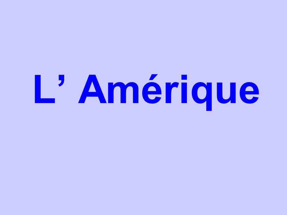 L Amérique