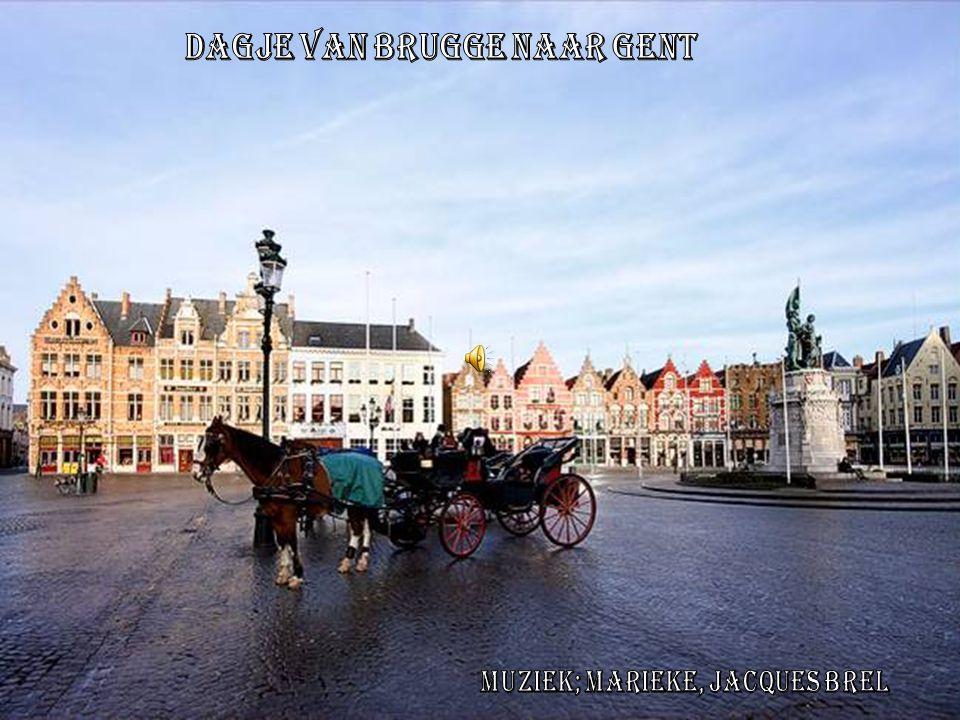 Ay Marieke, Marieke revienne le temps Où tu m aimais de Bruges à Gand