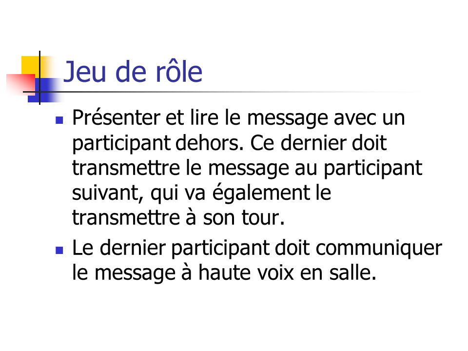Principes de communication Emetteur Récepteur