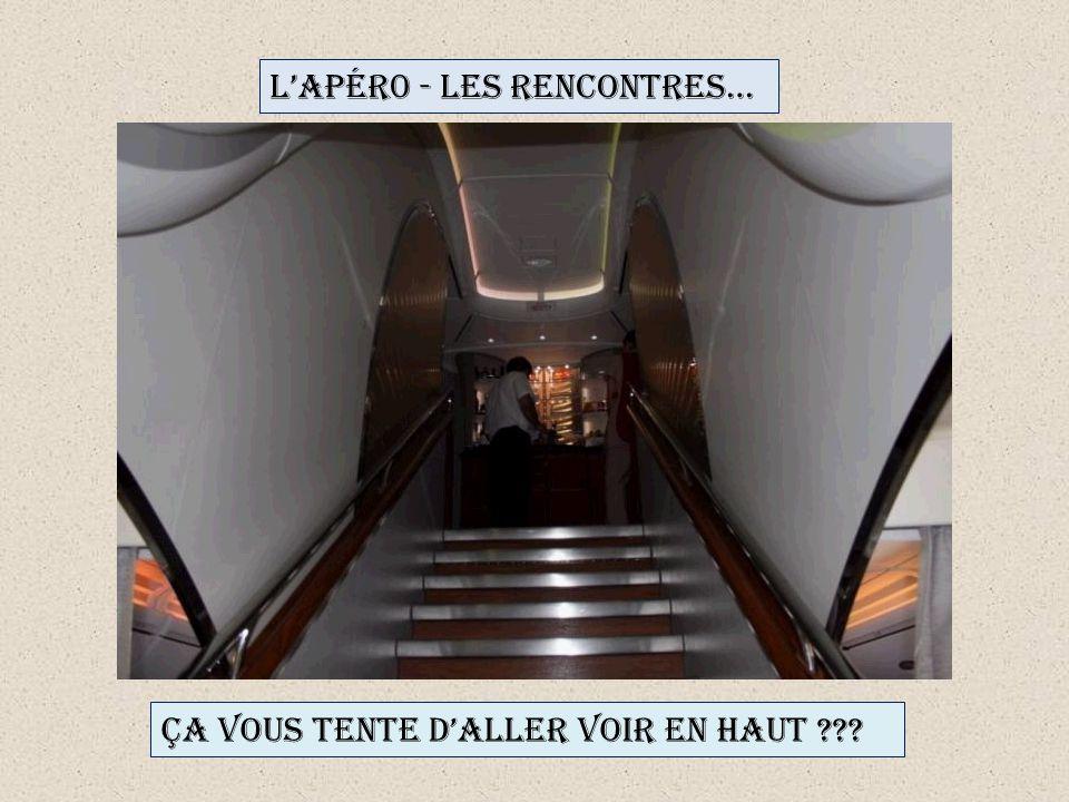 LAPÉR0 - LES RENCONTRES… ÇA VOUS TENTE DALLER VOIR EN HAUT ???