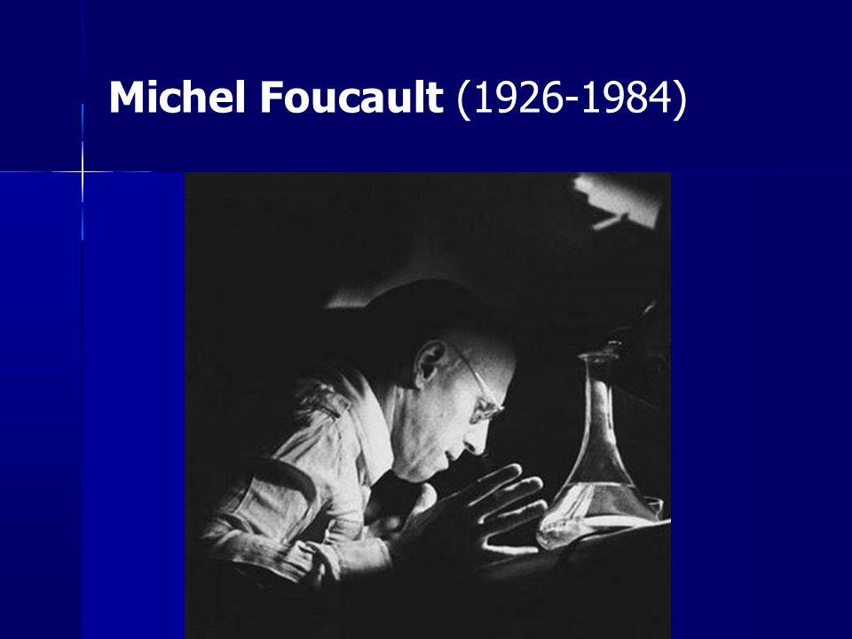 Ecole Normale Supérieure homosexualité ; troubles psychologiques Uppsala Varsovie Michel Foucault (1926-1984)