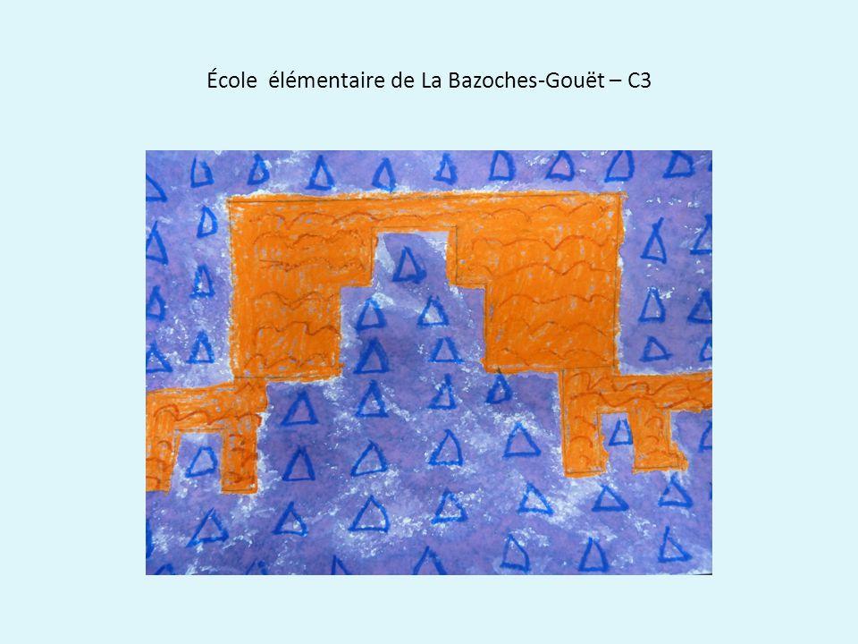 École élémentaire de La Bazoches-Gouët – C3