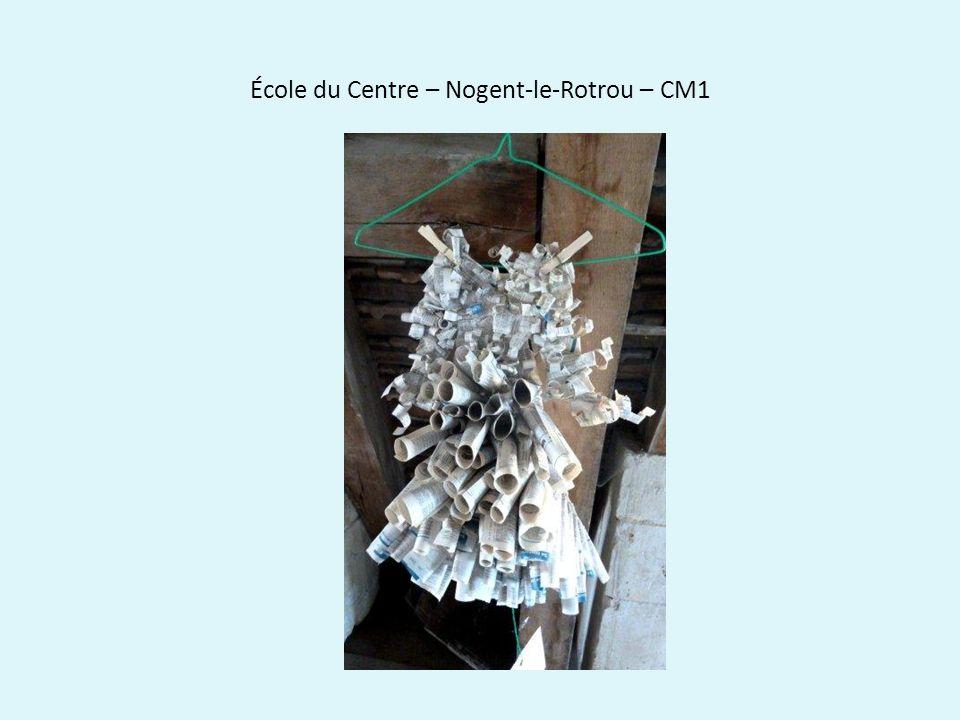École du Centre – Nogent-le-Rotrou – CM1