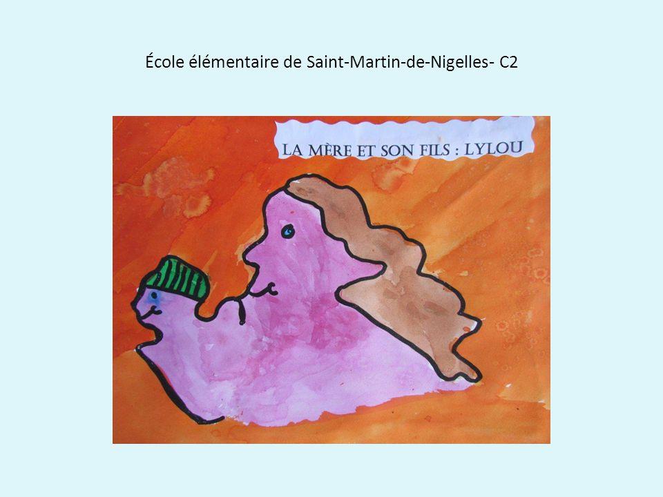 École élémentaire de Saint-Martin-de-Nigelles- C2