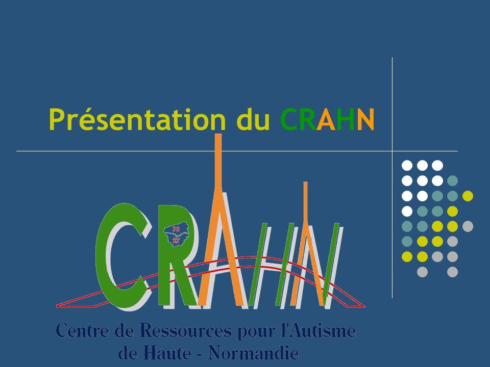 Présentation du CRAHN
