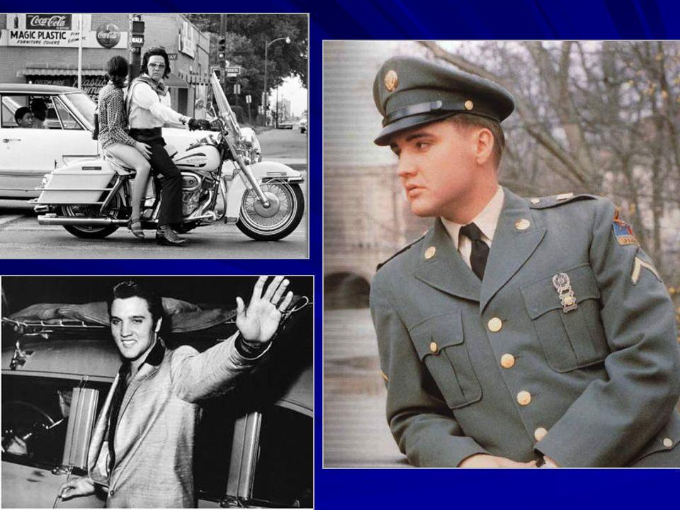 Vernon et Gladys Presley Elvis