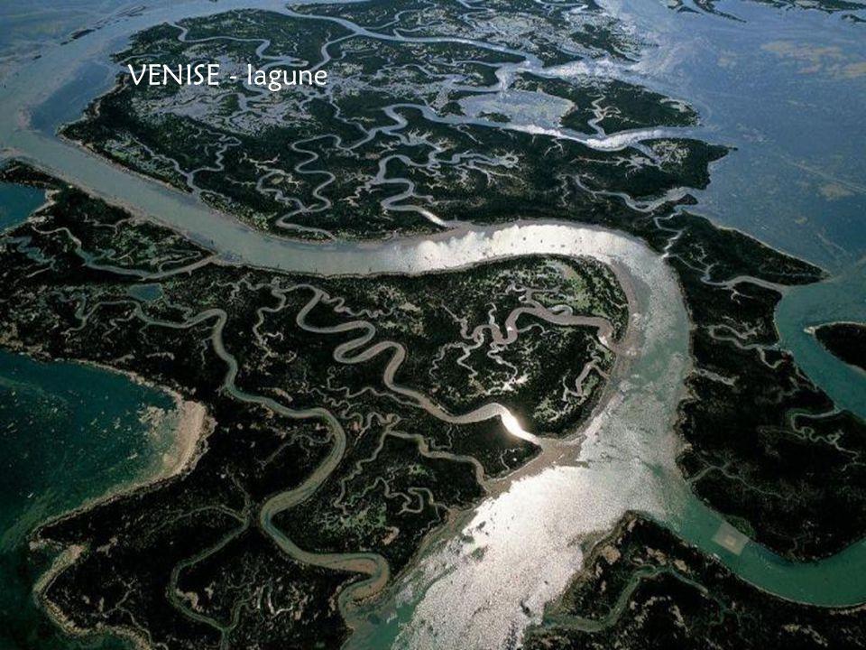 VENISE - lagune