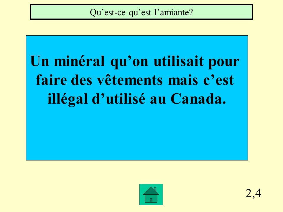 2,3 Le mois davril. Dans quel mois est-ce que leau des érables coule au Québec.