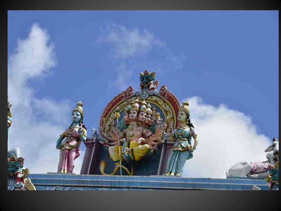 Shakti est la déesse du pouvoir de la création.