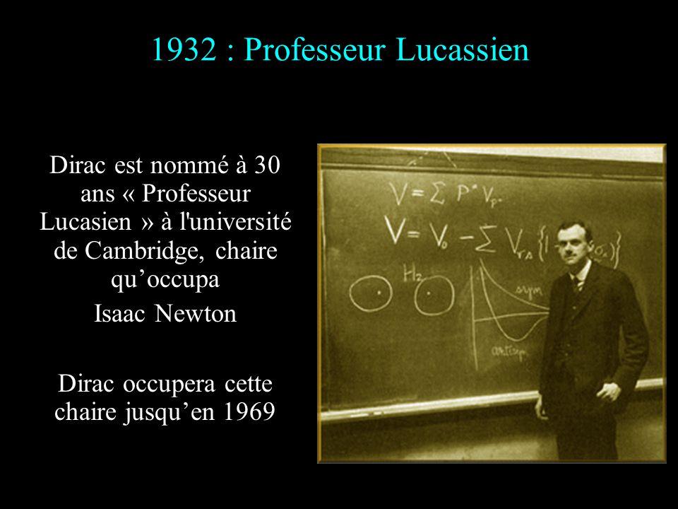 1930 : Principes de la mécanique quantique et bra-ket Dans Les principes de la mécanique quantique, publié en anglais 1930, Dirac utilise l'algèbre de