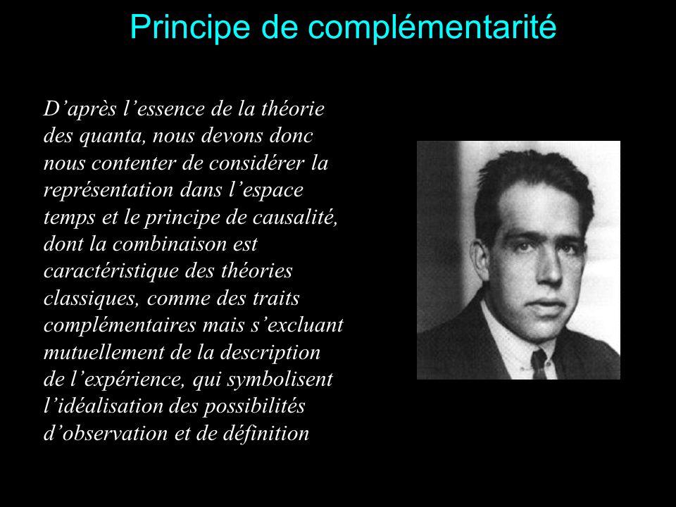 Pauli formalise en mai 1927 le concept de spin grâce aux matrices de Pauli Les physiciens quantiques se réunissent à Côme en septembre 1927 pour le ce
