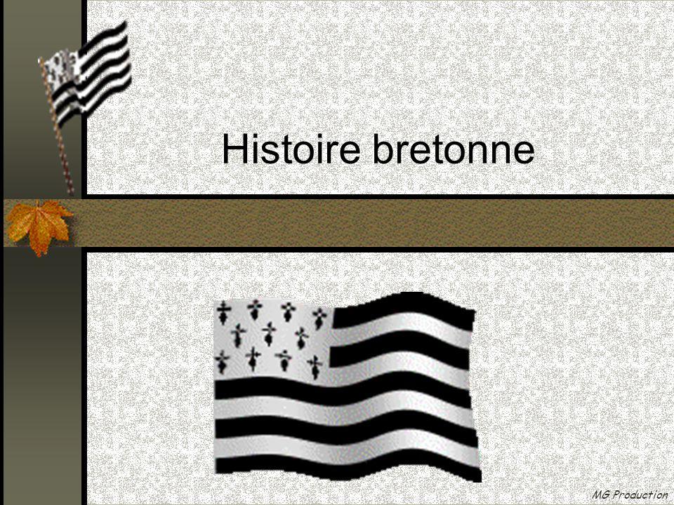 MG Production Histoire bretonne