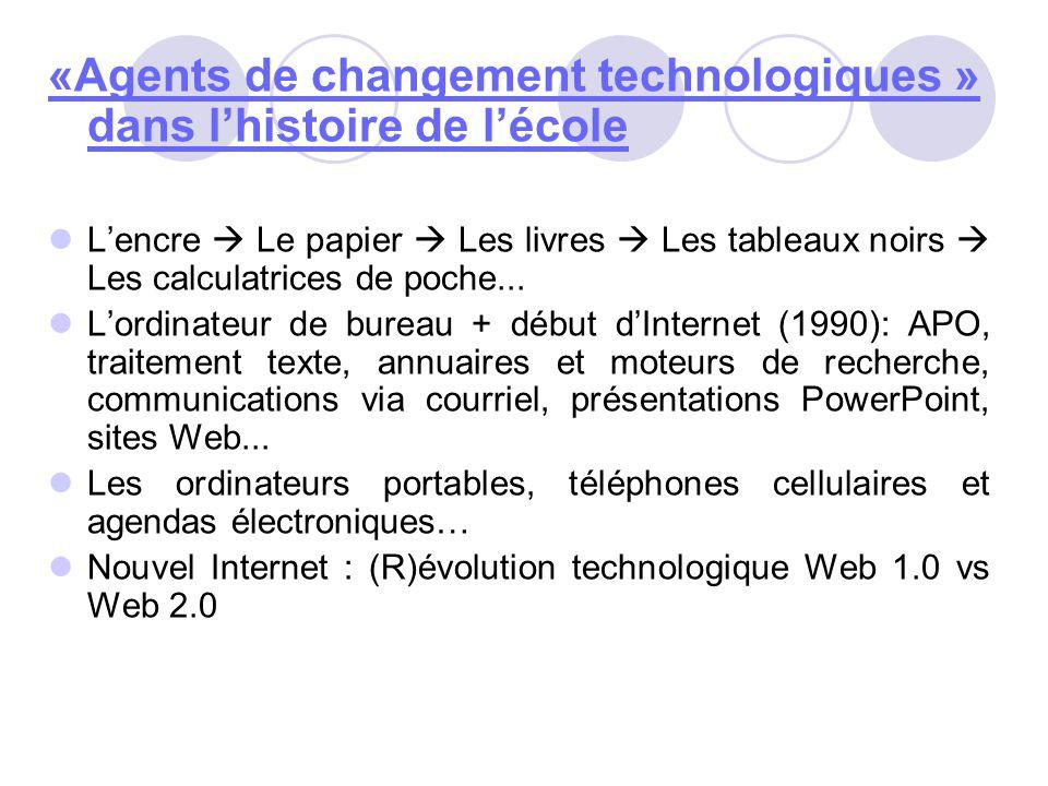 Lécole vit une (r)évolution technologique extrêmement importante.