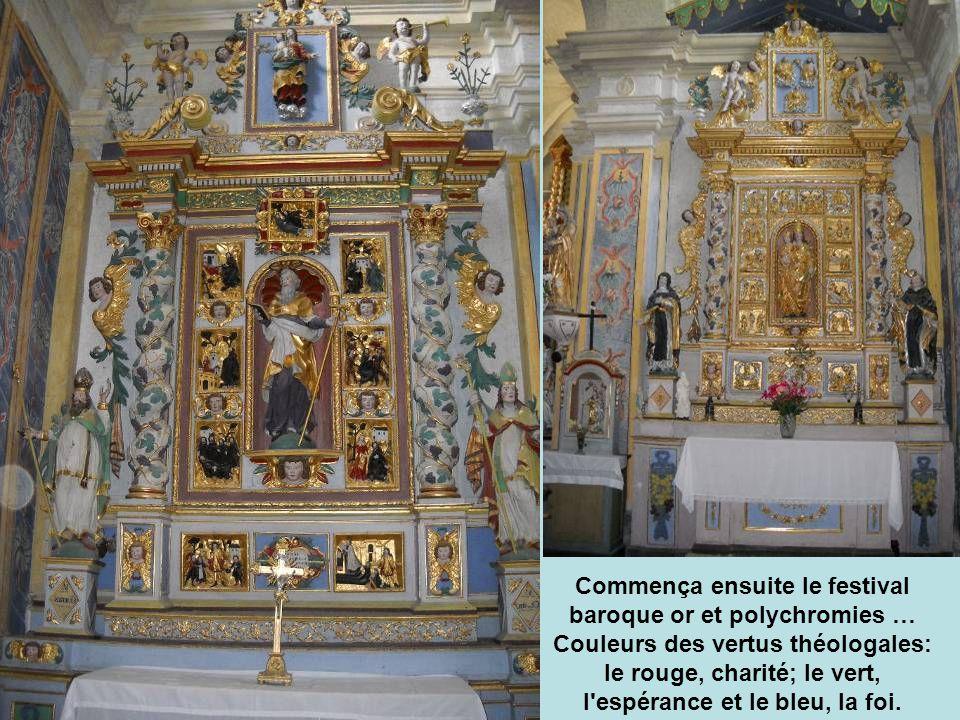 Eglise Saint-Pierre de NAVES : 1673. Eglise reconstruite sur une église romane effondrée.