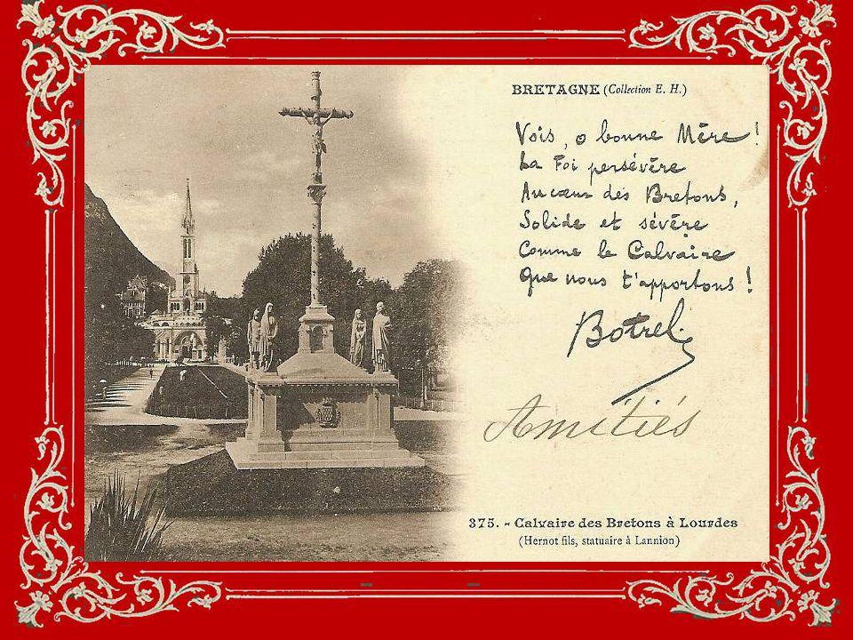La générosité de Botrel lui faisait refuser tout cachet lorsquil se produisait en Bretagne. « De la Bretagne, Je ne veux rien. A la Bretagne, Je donne