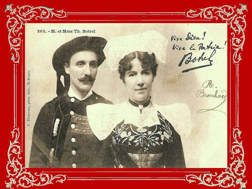 Théodore Botrel Poète et chansonnier de sa Bretagne natale, Est né à Dinan le 14 Septembre 1868 et décédé à Pont-Aven le 27 Juillet 1925 Par ces quelq