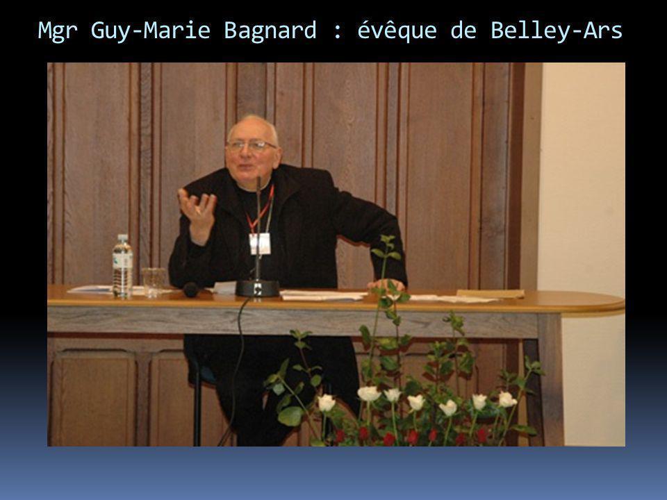 Mgr Henry Brincard : évêque du Puy-en-Velay