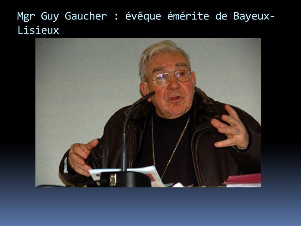 Mgr de Monléon : évêque de Meaux
