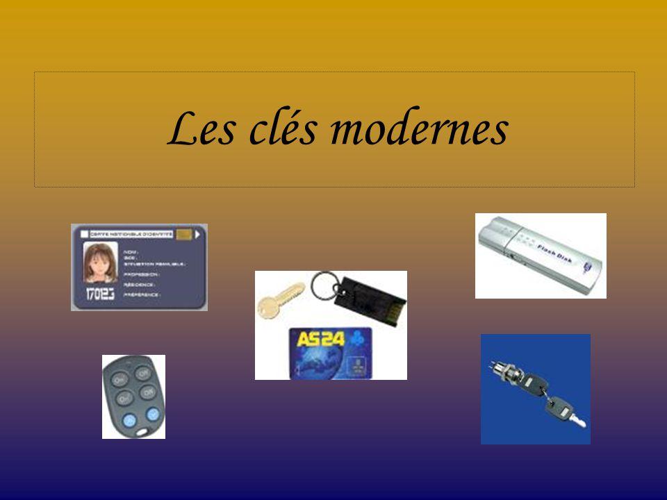 Les clés modernes