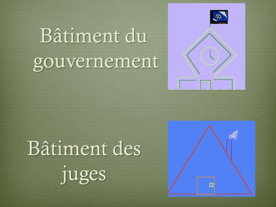 Bâtiment du gouvernement Bâtiment des juges