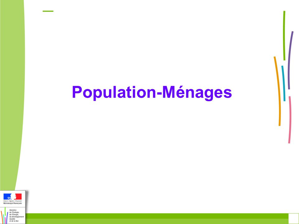 Population-Ménages