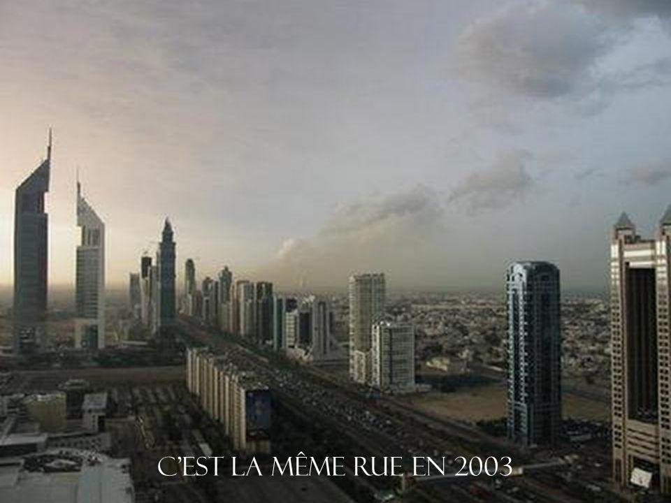 Dune hauteur estimée de plus de 800 mètres, il sera le plus haut bâtiment du monde lorsqu il sera terminé La construction a commencé en 2005 sur la Burj Dubaï et devrait être achevée d ici à 2008