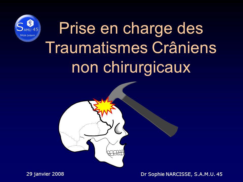 AGRESSION TRAUMATIQUE Cuir chevelu: Scalp (hémorragique) Crane: Fractures simples, embarrures Cerveau: Contusion, plaie Vasculaires: Hémorragie, hématome LESIONS DIRECTES : dues à l impact