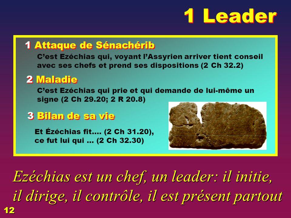 Leaders.